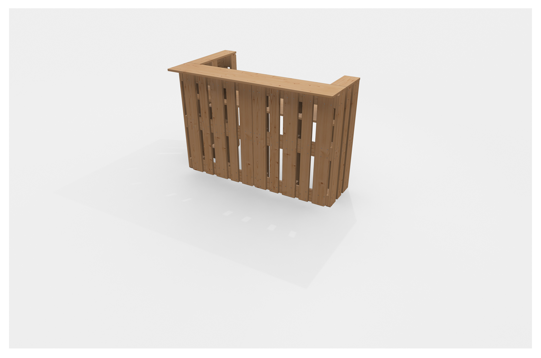 bar aus paletten kaufen individuelle anfertigung ab 321 99 pallaix ihr shop f r. Black Bedroom Furniture Sets. Home Design Ideas
