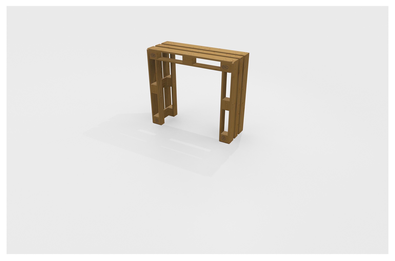 stehtisch pallaix ihr shop f r hochwertige paletten und massivholzm bel. Black Bedroom Furniture Sets. Home Design Ideas