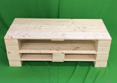 Sideboard - natur (Möbelpaletten)